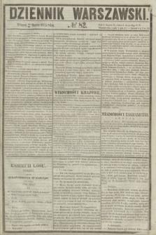 Dziennik Warszawski. 1855, № 82 (27 marca)