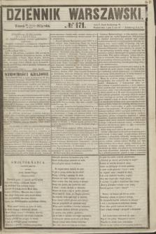 Dziennik Warszawski. 1855, № 171 (3 lipca)