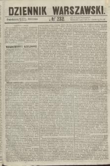 Dziennik Warszawski. 1855, № 232 (3 września)
