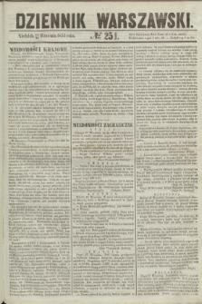 Dziennik Warszawski. 1855, № 251 (23 września)