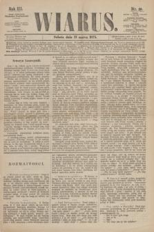 Wiarus. R.3, nr 29 (13 marca 1875)