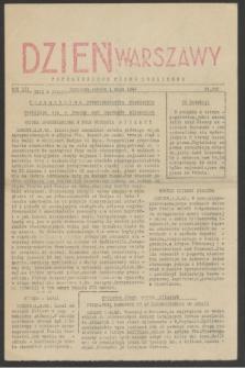 Dzień Warszawy : popołudniowe pismo codzienne. R.3, nr 553 (1 maja 1943)