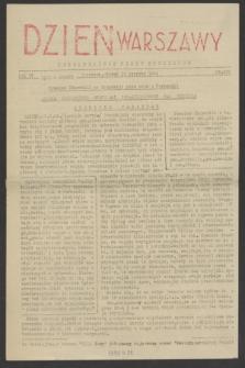 Dzień Warszawy : popołudniowe pismo codzienne. R.4, nr 939 (13 czerwca 1944)