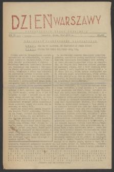 Dzień Warszawy : popołudniowe pismo codzienne. R.4, nr 988 (26 lipca 1944)
