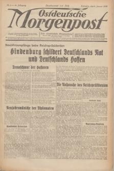 Ostdeutsche Morgenpost : erste oberschlesische Morgenzeitung. Jg.14, Nr. 2 (2 Januar 1932)
