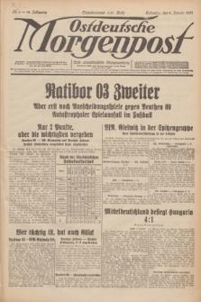Ostdeutsche Morgenpost : erste oberschlesische Morgenzeitung. Jg.14, Nr. 4 (4 Januar 1932)