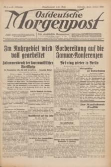 Ostdeutsche Morgenpost : erste oberschlesische Morgenzeitung. Jg.14, Nr. 5 (5 Januar 1932)