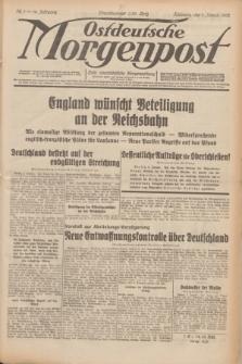 Ostdeutsche Morgenpost : erste oberschlesische Morgenzeitung. Jg.14, Nr. 7 (7 Januar 1932)