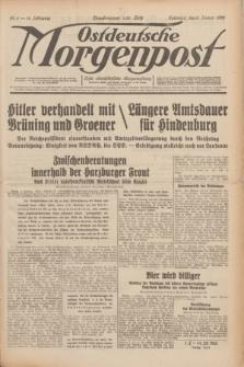 Ostdeutsche Morgenpost : erste oberschlesische Morgenzeitung. Jg.14, Nr. 8 (8 Januar 1932)
