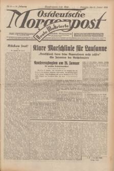 Ostdeutsche Morgenpost : erste oberschlesische Morgenzeitung. Jg.14, Nr. 10 (10 Januar 1932) + dod.