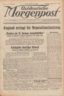 Ostdeutsche Morgenpost : erste oberschlesische Morgenzeitung. Jg.14, Nr. 21 (21 Januar 1932)