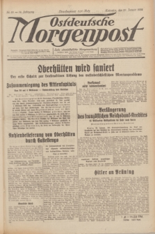 Ostdeutsche Morgenpost : erste oberschlesische Morgenzeitung. Jg.14, Nr. 29 (29 Januar 1932)