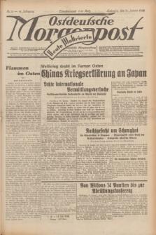 Ostdeutsche Morgenpost : erste oberschlesische Morgenzeitung. Jg.14, Nr. 31 (31 Januar 1932) + dod.