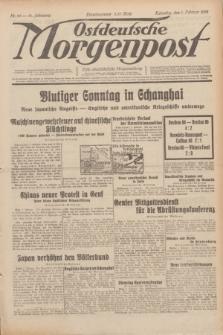 Ostdeutsche Morgenpost : erste oberschlesische Morgenzeitung. Jg.14, Nr. 32 (1 Februar 1932)