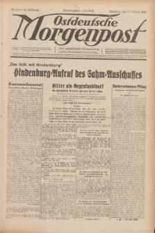 Ostdeutsche Morgenpost : erste oberschlesische Morgenzeitung. Jg.14, Nr. 33 (2 Februar 1932)