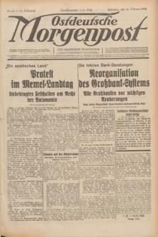 Ostdeutsche Morgenpost : erste oberschlesische Morgenzeitung. Jg.14, Nr. 49 (18 Februar 1932)
