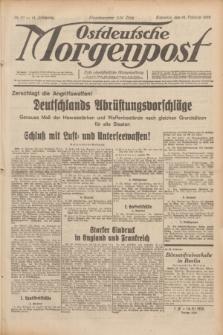 Ostdeutsche Morgenpost : erste oberschlesische Morgenzeitung. Jg.14, Nr. 50 (19 Februar 1932)