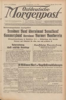 Ostdeutsche Morgenpost : erste oberschlesische Morgenzeitung. Jg.14, Nr. 54 (23 Februar 1932)