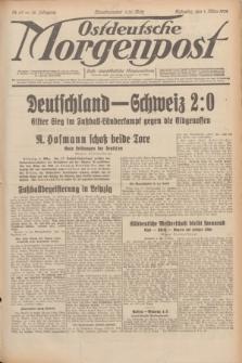 Ostdeutsche Morgenpost : erste oberschlesische Morgenzeitung. Jg.14, Nr. 67 (7 März 1932)