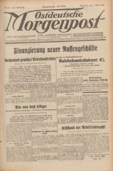 Ostdeutsche Morgenpost : erste oberschlesische Morgenzeitung. Jg.14, Nr. 69 (9 März 1932)