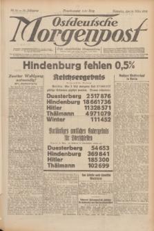 Ostdeutsche Morgenpost : erste oberschlesische Morgenzeitung. Jg.14, Nr. 74 (14 März 1932)