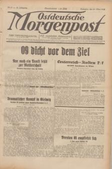 Ostdeutsche Morgenpost : erste oberschlesische Morgenzeitung. Jg.14, Nr. 81 (21 März 1932)