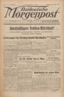 Ostdeutsche Morgenpost : erste oberschlesische Morgenzeitung. Jg.14, Nr. 91 (2 April 1932)