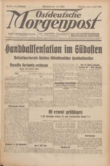 Ostdeutsche Morgenpost : erste oberschlesische Morgenzeitung. Jg.14, Nr. 93 (4 April 1932)