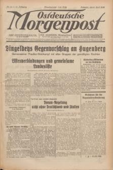 Ostdeutsche Morgenpost : erste oberschlesische Morgenzeitung. Jg.14, Nr. 94 (5 April 1932)