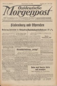 Ostdeutsche Morgenpost : erste oberschlesische Morgenzeitung. Jg.14, Nr. 98 (9 April 1932)
