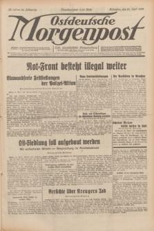 Ostdeutsche Morgenpost : erste oberschlesische Morgenzeitung. Jg.14, Nr. 110 (21 April 1932)