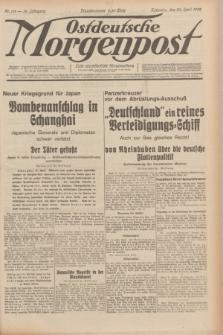 Ostdeutsche Morgenpost : erste oberschlesische Morgenzeitung. Jg.14, Nr. 119 (30 April 1932)