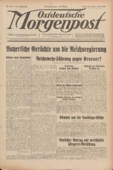 Ostdeutsche Morgenpost : erste oberschlesische Morgenzeitung. Jg.14, Nr. 122 (3 Mai 1932)