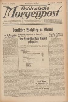 Ostdeutsche Morgenpost : erste oberschlesische Morgenzeitung. Jg.14, Nr. 125 (6 Mai 1932)