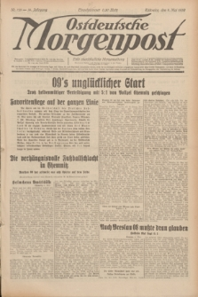 Ostdeutsche Morgenpost : erste oberschlesische Morgenzeitung. Jg.14, Nr. 128 (9 Mai 1932)