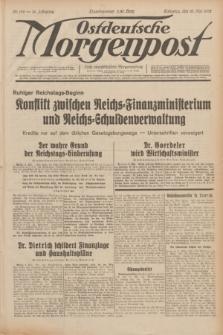 Ostdeutsche Morgenpost : erste oberschlesische Morgenzeitung. Jg.14, Nr. 129 (10 Mai 1932)
