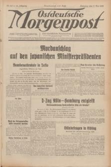 Ostdeutsche Morgenpost : erste oberschlesische Morgenzeitung. Jg.14, Nr. 135 (17 Mai 1932)