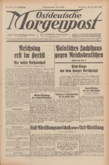 Ostdeutsche Morgenpost : erste oberschlesische Morgenzeitung. Jg.14, Nr. 137 (19 Mai 1932)