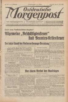 Ostdeutsche Morgenpost : erste oberschlesische Morgenzeitung. Jg.14, Nr. 139 (21 Mai 1932)