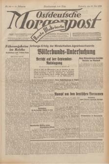 Ostdeutsche Morgenpost : erste oberschlesische Morgenzeitung. Jg.14, Nr. 140 (22 Mai 1932) + dod.