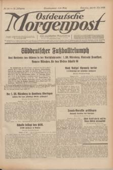 Ostdeutsche Morgenpost : erste oberschlesische Morgenzeitung. Jg.14, Nr. 141 (23 Mai 1932)