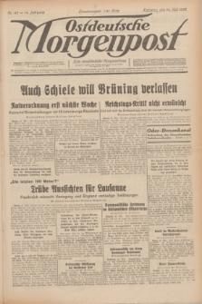 Ostdeutsche Morgenpost : erste oberschlesische Morgenzeitung. Jg.14, Nr. 142 (24 Mai 1932)
