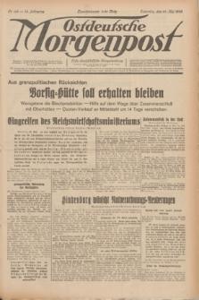 Ostdeutsche Morgenpost : erste oberschlesische Morgenzeitung. Jg.14, Nr. 145 (27 Mai 1932)