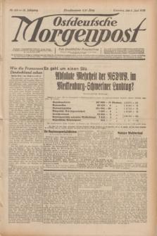 Ostdeutsche Morgenpost : erste oberschlesische Morgenzeitung. Jg.14, Nr. 155 (6 Juni 1932)