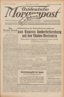 Ostdeutsche Morgenpost : erste oberschlesische Morgenzeitung. Jg.14, Nr. 161 (12 Juni 1932) + dod.