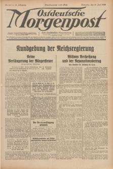 Ostdeutsche Morgenpost : erste oberschlesische Morgenzeitung. Jg.14, Nr. 164 (15 Juni 1932)