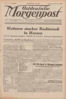Ostdeutsche Morgenpost : erste oberschlesische Morgenzeitung. Jg.14, Nr. 169 (20 Juni 1932)