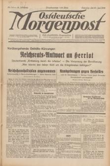 Ostdeutsche Morgenpost : erste oberschlesische Morgenzeitung. Jg.14, Nr. 178 (29 Juni 1932)