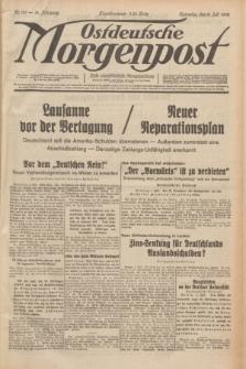 Ostdeutsche Morgenpost : erste oberschlesische Morgenzeitung. Jg.14, Nr. 181 (2 Juli 1932)