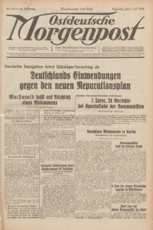 Ostdeutsche Morgenpost : erste oberschlesische Morgenzeitung. Jg.14, Nr. 183 (4 Juli 1932)